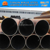 Astm a53 schedule 40 black steel pipe manufacturing