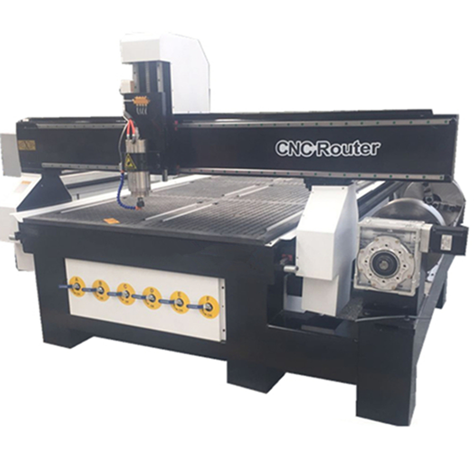 Factory price 5 axis cnc woodworking machine 1325 cnc milling machine wood 3KW cnc engraving machine for metal
