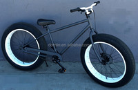20 inch full suspension fat bike tire/mini bmx freestyle/fat bicycle with steel frame and disc brake