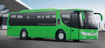 10.5 Meters Length Electric Coach Electric Bus