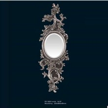 Wall decor unique baroque mirror