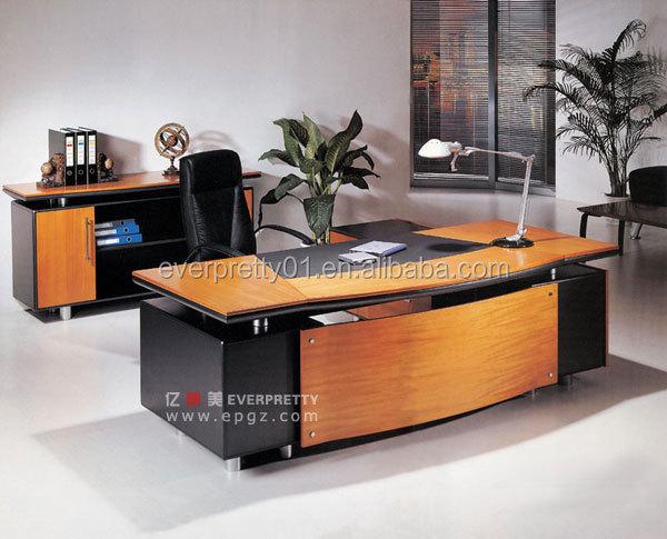 Office Furniture Wooden Office Desk Modern Executive Desk Buy Wooden Office