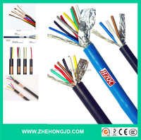 Insulated Type and Loose Copper Conductor Material 10 Core Stranded Cables