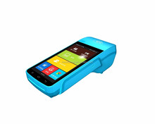 Win 9 Portable Touch Screen Thermal Printer GPS Android Pos System All In One