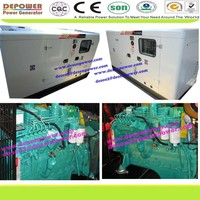 New alternator,good quality,ISO,CE,38KVA,30KW soundproof diesel generator
