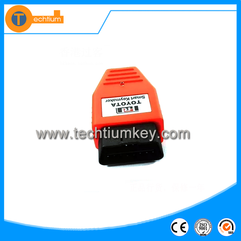 High quality Professional Obd For toyota smart key maker for 4D Chip , New For Toyota Lexus obd