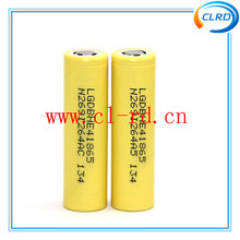 ON SALE LG CHEM HE4 18650 35A 2500mah RECHARGEABLE BATTERY