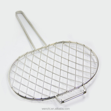 Factory supply barbecue partner special stainless charcoal grill accessories bbq net