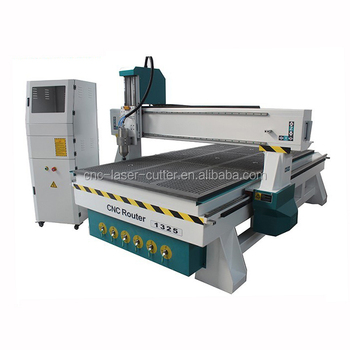 Jinan vacuum table wood carving cnc router 1300*2500mm