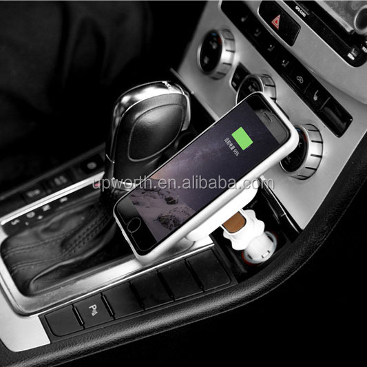 Alibaba.com Factory direct sales wireless charger car dock for xiaomi mi note 2 note2 pro magnetic wireless car charger