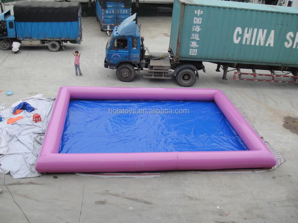 purple inflatable pools for sale/inflatable swimming pool