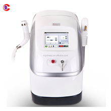 Ipl Beauty Care Machine / E Light + Cooling Rf Skin Rejuvenation Wrinkle Remover Hair Removal