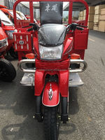 High Quality Strong Power Ghana 200cc Cargo Tricycles