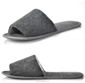 Airline traveling foldable slippers with pouch