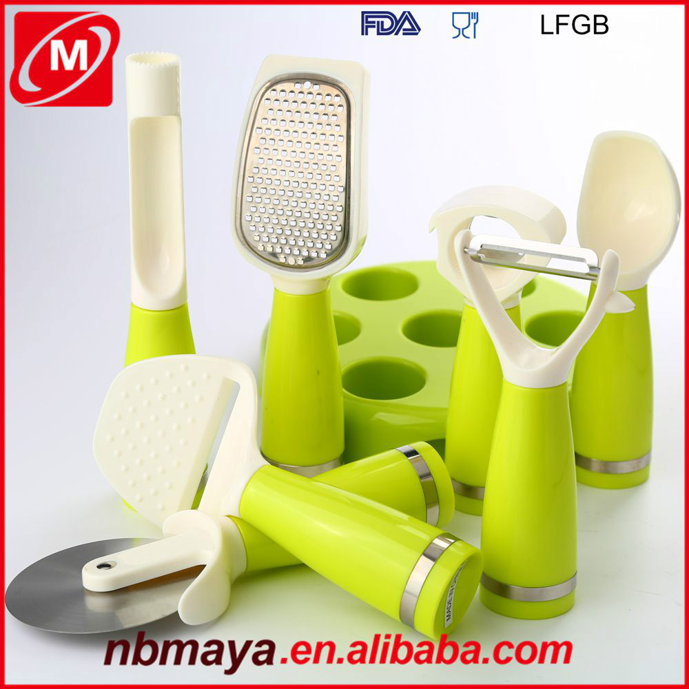 funny kitchen set colorful kitchen dining utensil set