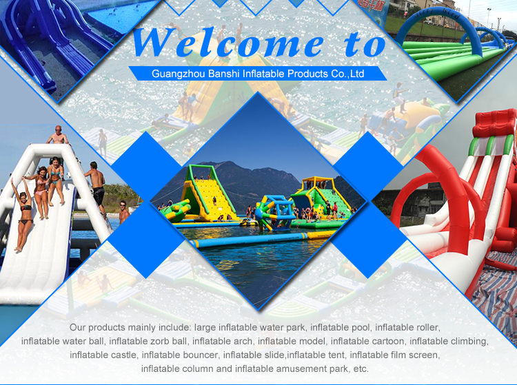 High quality outdoor large inflatable tent, inflatable party tent