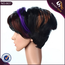 human wigs for black women doll full lace wig