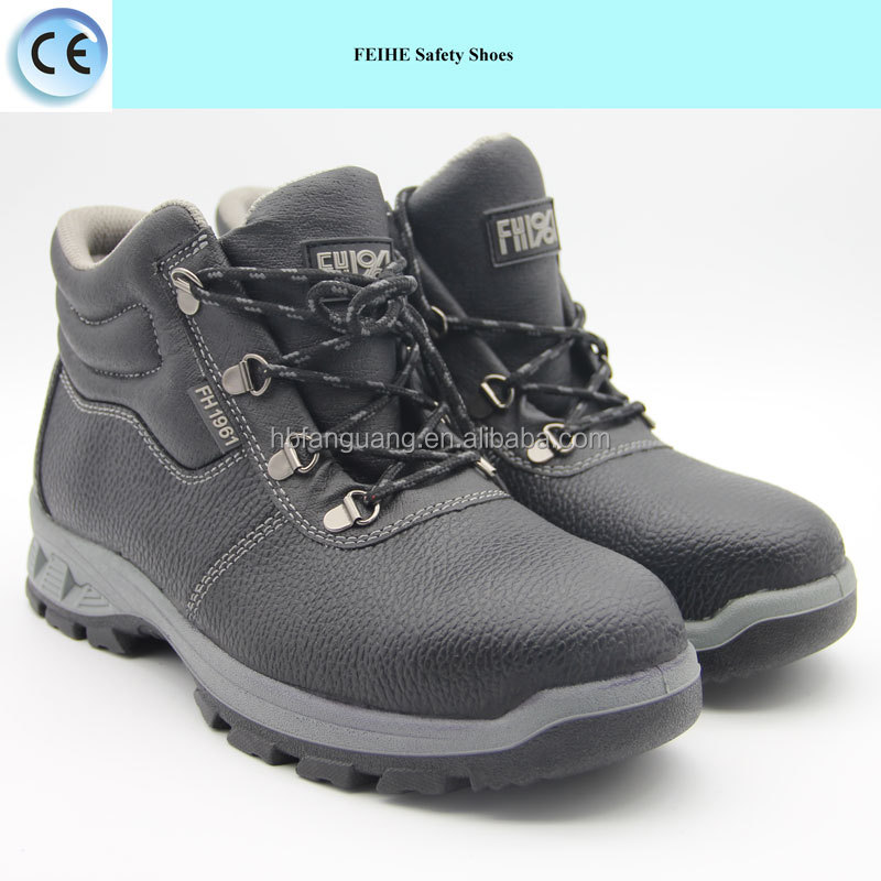 oil and acid resistant safety shoes footwear for engineers