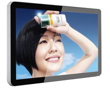 Full HD 40 inch wall mounted Android totem advertising digital signage