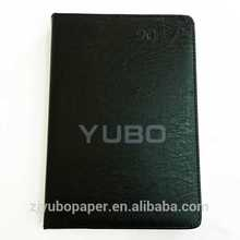 YB-1250 FSC leather diary hot A5 national dairy