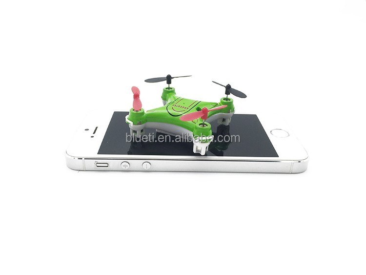 <strong>K11</strong> micro 2.4g 4-axis mini rc toy quadcopter drone