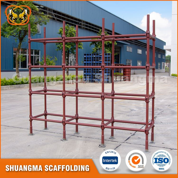 Factory price steel 195 types of scaffolding system