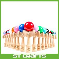 Factory direct sales Game ball skills Kendama Ball Strings Professional Japanese Toy KENDAMA Leisure Sports