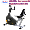 Body fit Fitness training Recumbent exercise bike with seat elliptical magnetic recumbent bike