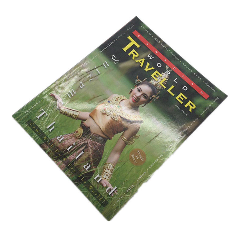 High Quality Printed Perfect Bound <strong>Books</strong>, Magazines, Brochures
