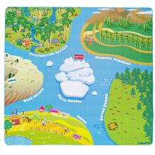 New Design Waterproof Crawling Carpets For Kids