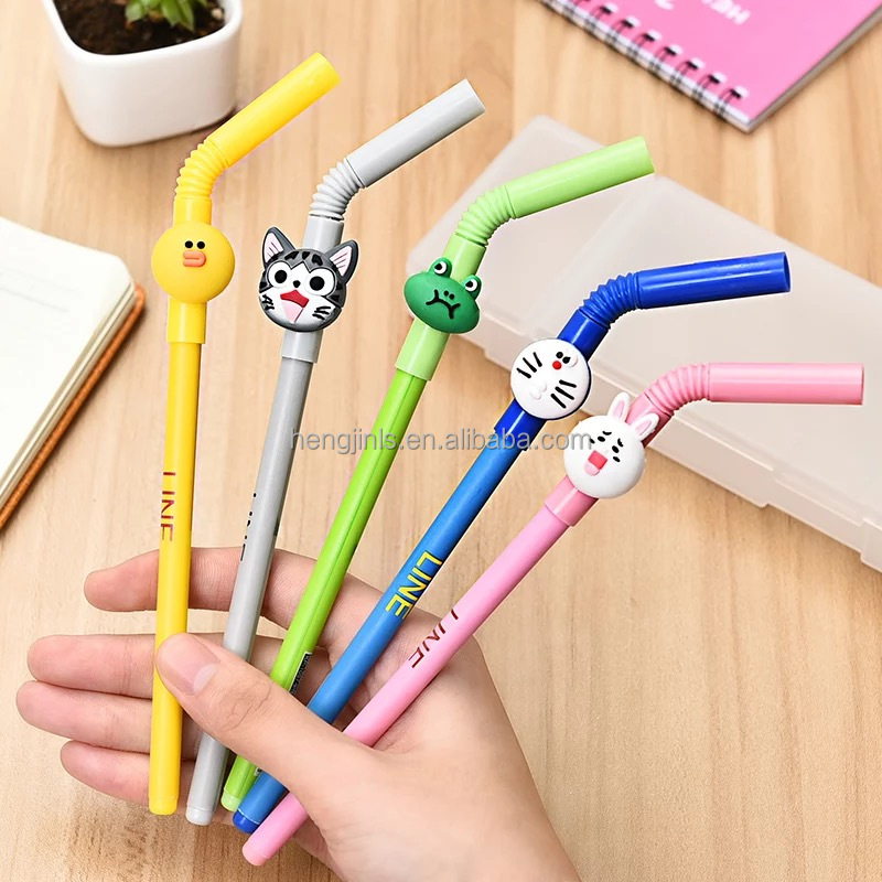 Cute Cool Novelty Gel Ink Pen Rollerball Pens