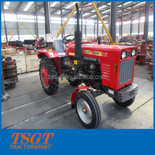 Egyptian market popular TS model tractor from 25hp to 50hp factory supply