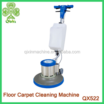 how to wood floors with machine