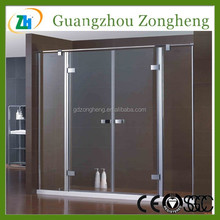 For Used Bathroom Hotel Design Vanity Glass Shower Partition