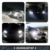 Tuff Plus projector LED headlight car H1 H3 H4 H7 H11 led headlight bulb led headlight conversion kit