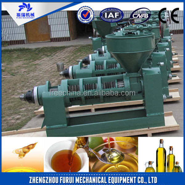Newest type cotton seed oil mill machinery/sunflower oil mill/palm oil mill