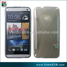 X Line TPU Case for HTC One M7