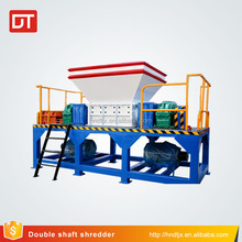hot selling plastic metal automatic shredder machine