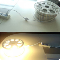 CE ETL online retail store led light led strip 5050 110V 220v 22-24lm cost effective no need power supply dx 5050 smd led strips