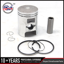 39MM 12MM Piston Ring Kit for DIO 50CC Scooter Parts