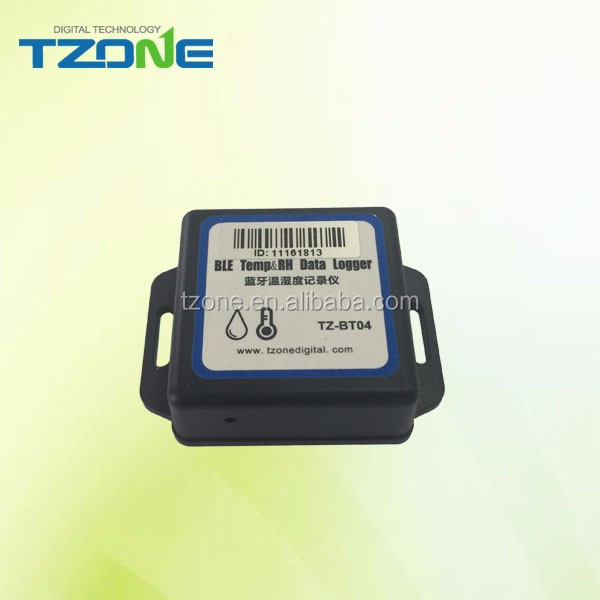 Bluetooth module ble 4.0 small temperature sensor telemetry data logger