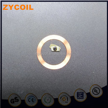 IC,ID card induction copper wire coil for company using