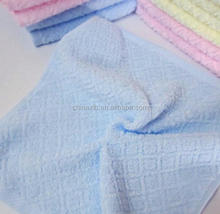 Plain satin Washcloth/Mini Towel Washcloth with lollipop Shaped
