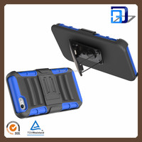 3 In 1 Combo Kickstand Heavy Duty Armor Smartphone Case For iPhone 5 Belt Clip Holster Phone Cases For iPhone 5 5S Wholesale