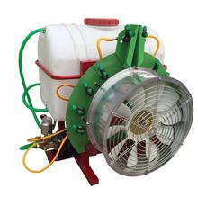 Farm machinery for all fresh air - driven orchard mist machines