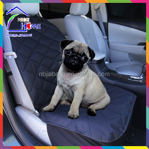 Jiabang main non slip padded front front car seat covers for <strong>dogs</strong>,bucket car seat cover