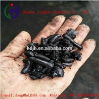 modified coal tar pitch granule softening point 110-115 used in manufacture high power electrode rod