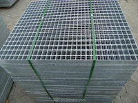 hot dip galvanized steel grating for offshore, floors and stairs