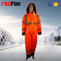 High Visibility Reflective Security Work Uniform
