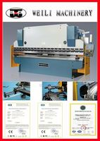 High Quality Cheap Prices WC67Y-100 sheet metal folding machines